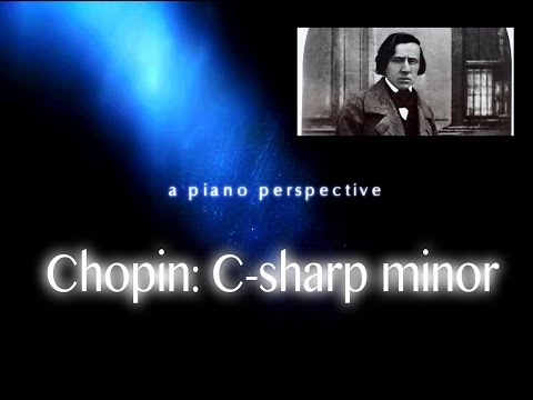 A Piano Perspective: Chopin -
