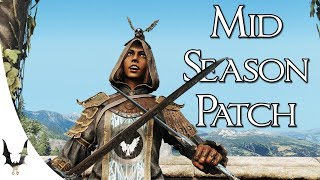 For Honor - Mid Season Patch
