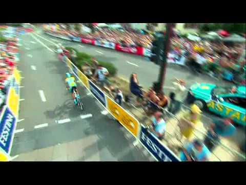 2009 Tour de France Stage 18