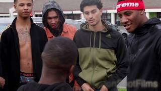 Behind The Scenes of Sonniebo vs SOB X RBE