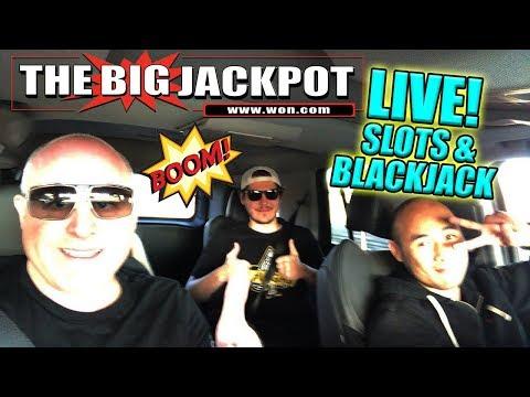 🔴 Live Slots and Blackjack 🎰 Mega Fun 😀