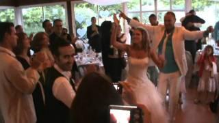 bosanska svadba ulaz u salu