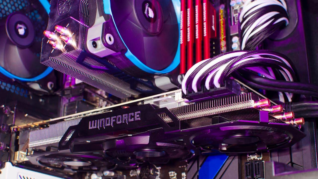 Gigabyte Geforece GTX 980 Windforce