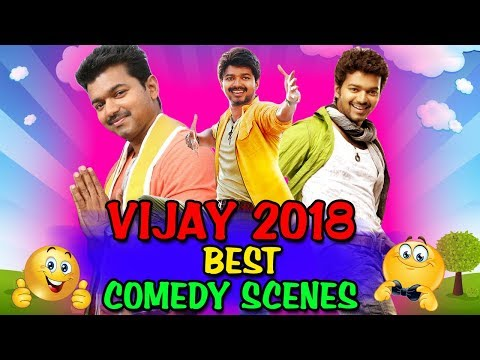 Vijay 2018 Best Comedy Scenes | South Indian Hindi Dubbed Best Comedy Scenes