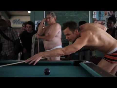 Community naked scene