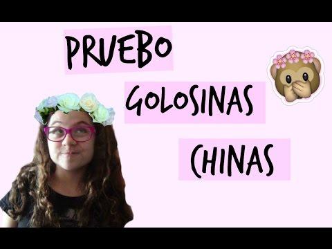 PROBANDO GOLOSINAS JAPONESAS/CHINAS!👲- Mica