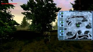 Tom Clancy's Ghost Recon (2001) Gameplay, Mission 1 Iron Dragon Sniper Style Part 1
