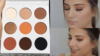 Kylie Cosmetics Kyshadow Tutorial ft. The Bronze Palette