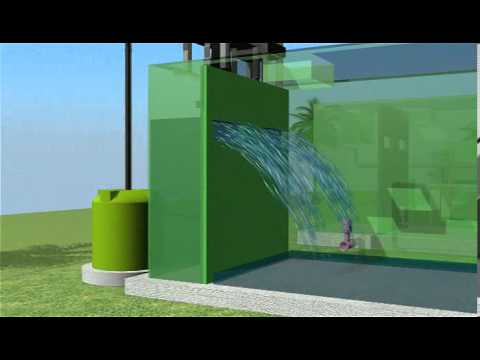 3D Water Treatment Plant