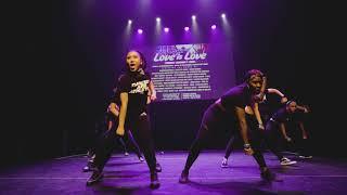 Sybarite 2020 Urban Dance League Performance