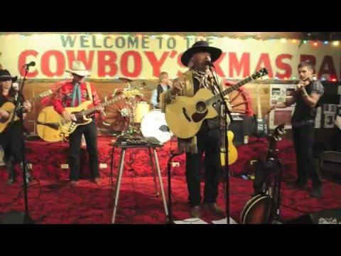 The Schottische at the Texas Cowboys' Christmas Ball