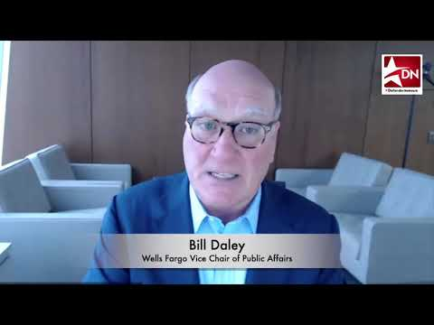 """Defender Network: Wells Fargo's Bill Daley on CEO's """"Limited Black Talent Pool"""" comments (10/21)"""