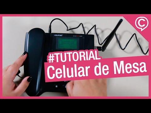 Aquário Celular de Mesa CA-42 Dual-Chip [Tutorial e Unboxing] - Cissa Magazine