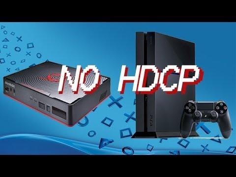 [Tuto 2.0] Brancher sa PS4(1.70) sur son Game Capture HD2, NO HDCP !!