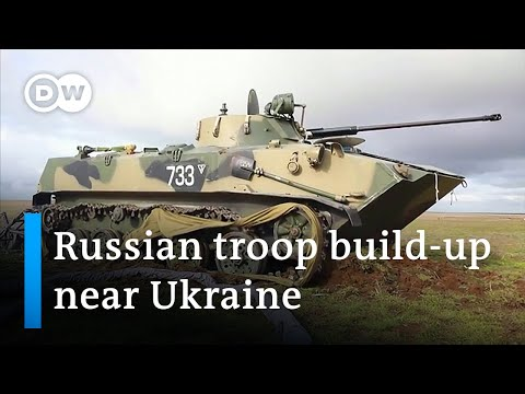 Is Russia about to launch a fresh offensive in eastern Ukraine? | DW News