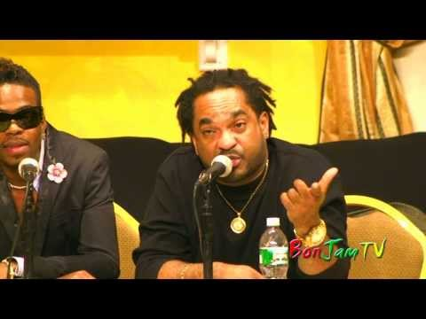 CPR's Community Forum on The State of Reggae (Brooklyn, NY, 2009)