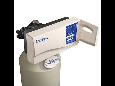 Clearing Error (1H) On Culligan Gold Series 9 Water Softener Service/Lube/Repair/Fix