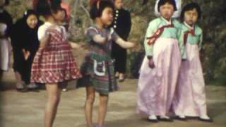 South Korea and Japan in the 1950's - 8mm Home Videos