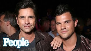 John Stamos And Taylor Lautner Reveal The Romantic Date Nights Of Their Dreams | People