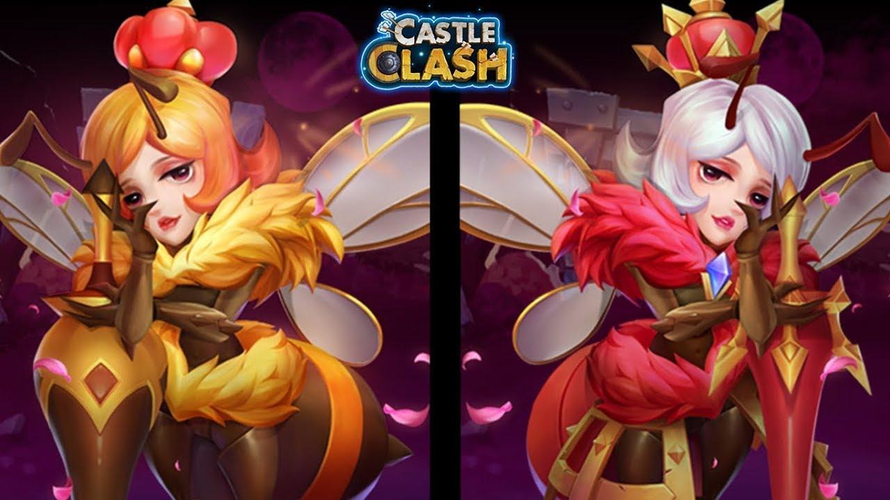 WAS SOLL DAS DENN SEIN? Neuer Skin? SNEAK PEEK September Update | Castle Clash | Schloss Konflikt