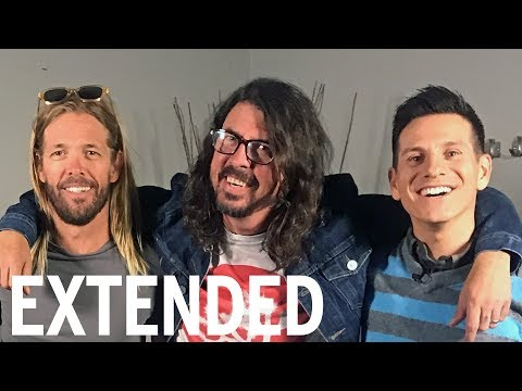 Foo Fighters Explain What Trump Had To Do With New Video | EXTENDED