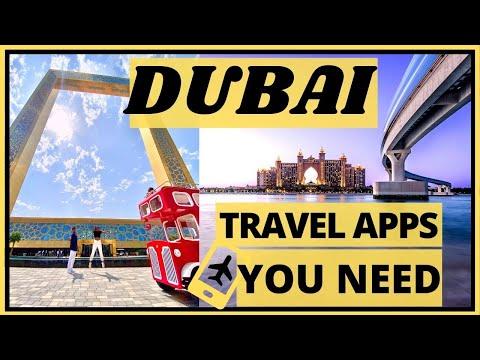 THE BEST DUBAI TRAVEL APPS YOU NEED: Best Apps for Dubai 2020 | Dubai Travel Guide | WeWanderlustCo