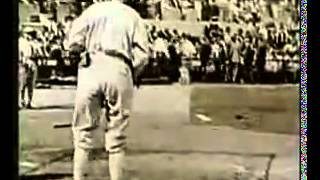 1919 World Series Footage White Sox vs Reds