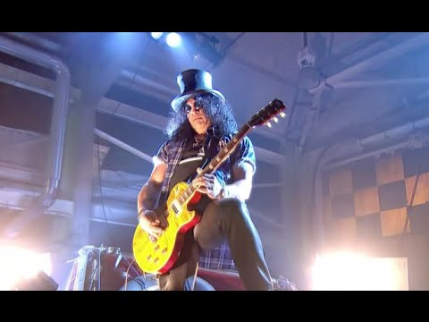 Slash - Top Gear - Jessica - HD - Resampled 4K - 320Khz Audio