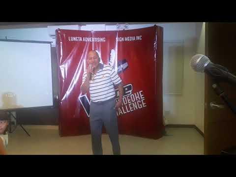 Videoke challenge 8