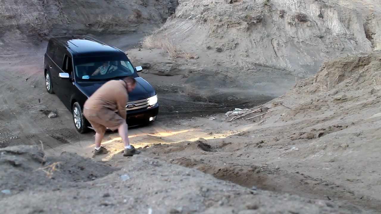 Ford Flex Off Road Youtube