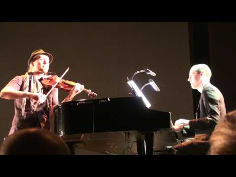 DAVID GARRETT & JULIEN QUENTIN - 26.Sep2009 Bonn