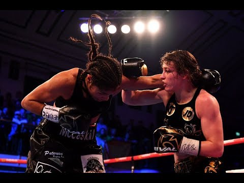Katie Taylor VS Jessica McCaskill (Full Highlights) (officially video)
