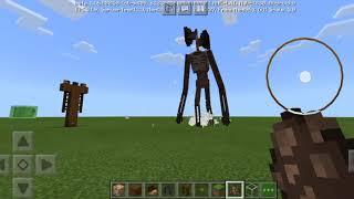 Minecraft ta nasıl siren kafa çağırılır 😂 😂