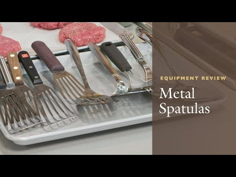 Equipment Review: The Best Metal Spatula And Our Testing Winners (Why Fish Spatulas Are The Best)