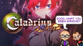 What You Been Gaming? Caladrius Blaze - PS4 Part 1
