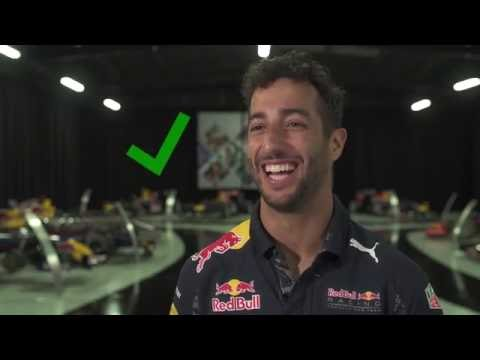 Great British Feast Off with Daniel Ricciardo