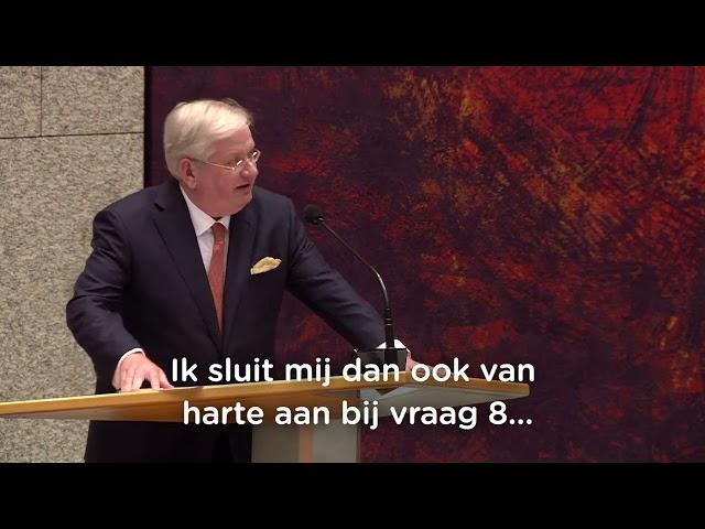 Maidenspeech Olaf Ephraim tijdens het verantwoordingsdebat   09-06-2021