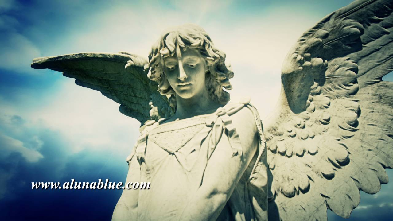 angel 0101 hd stock video for worship youtube