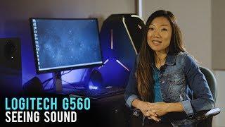 Logitech G560 LightSync Hands-On: A Gaming Fiesta