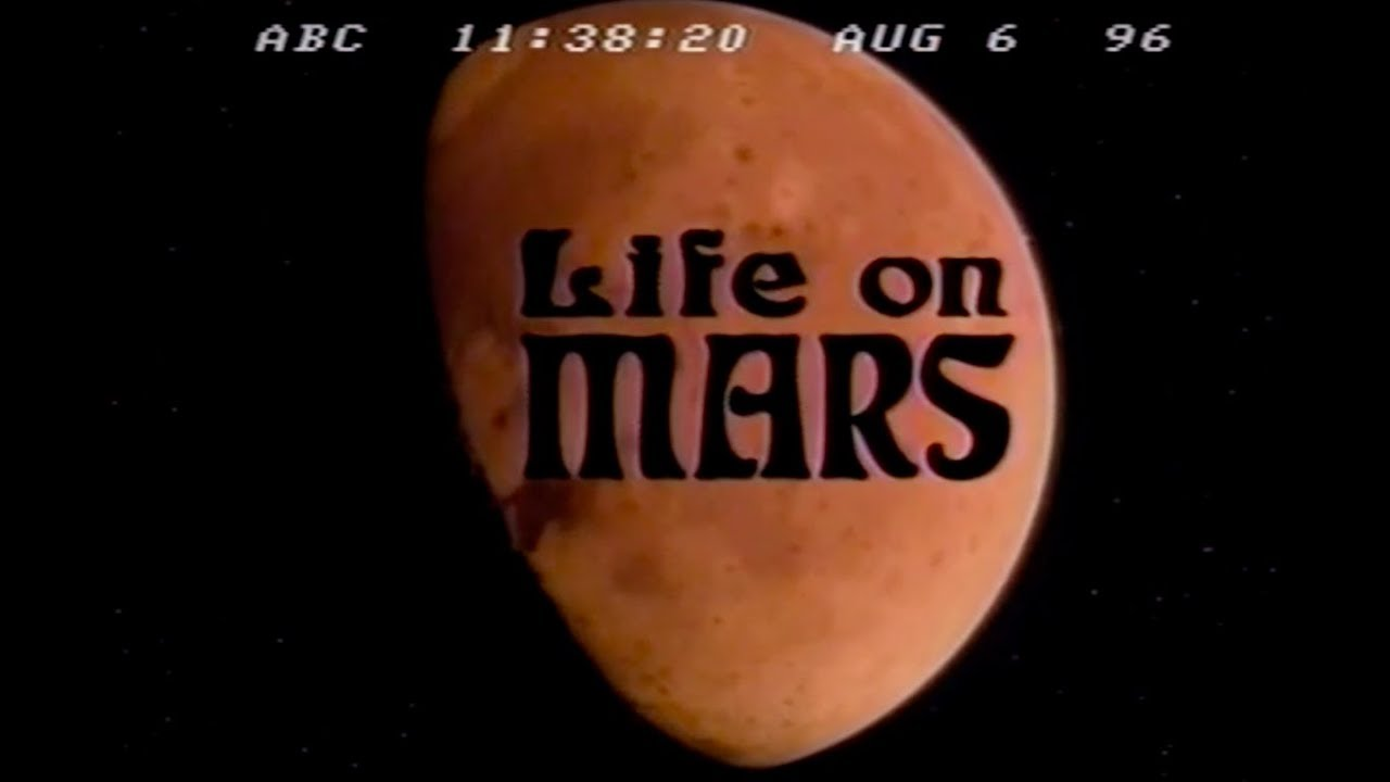 Life on Mars - ABC News Nightline - August 6, 1996
