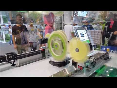 Taipei Industrial Automation Exhibition 2016,The Generation of Industry 4 0