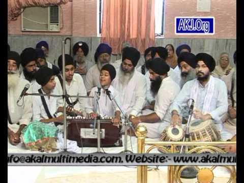 009_Bhai HarPanthpreet Singh Jee (Gurdaspur) @ Kanpur Samagam 20Aug-2011mor www.AkalMultimedia.com