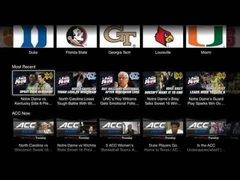 Apple TV Sports Options