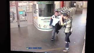 MBTA Transit Police Broadway