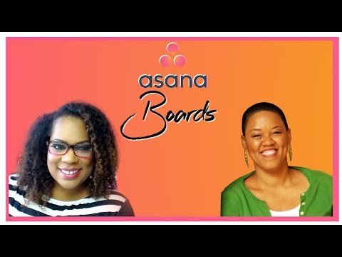 Asana App New Features | Asana Boards For Project Management | Trello Rival - with Akilah Pitts