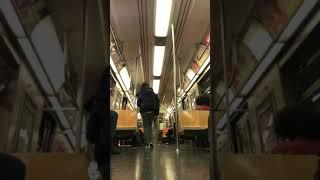 Subway. Nyc