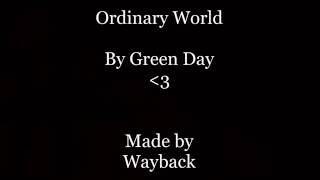 Green Day Ordinary World