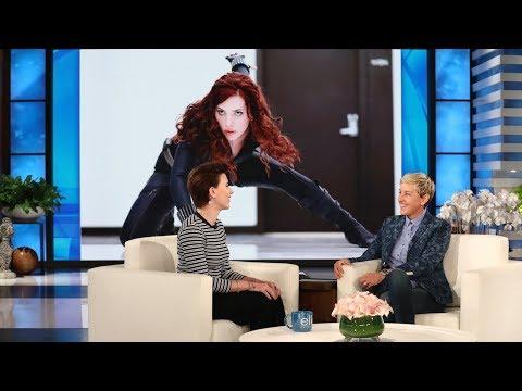 Scarlett Johansson's Daughter Thinks Mom Is a Full-Time Superhero