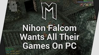Nihon Falcom Wants All Their Games On PC - Topic (Playing Xanadu Next)