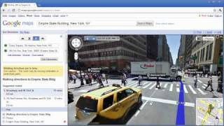 Google Maps: More than directions from one place to another. Free HD Video
